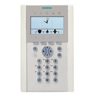 Πληκτρολόγιο συναγερμού Siemens SPCK620.100