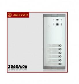 Μπουτονιέρα Amplyvox 6 πλήκτρων