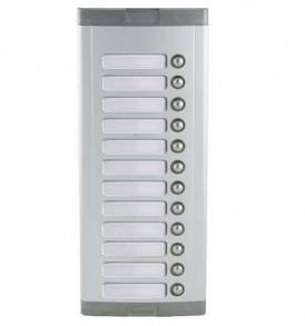 Πρόσθετη μπουτονιέρα 8 πλήκτρων για επέκταση κεντρικής μπουτονιέρας
