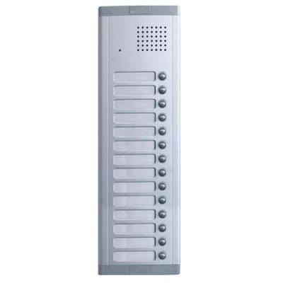 Μπουτονιέρα Amplyvox για σύστημα θυροτηλεφώνου 14 κλήσεων