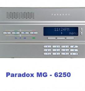 Paradox MG6250