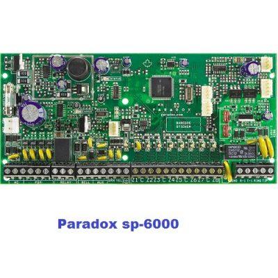 Paradox sp-6000