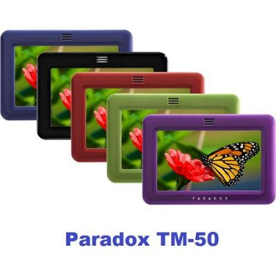 Paradox tm-50
