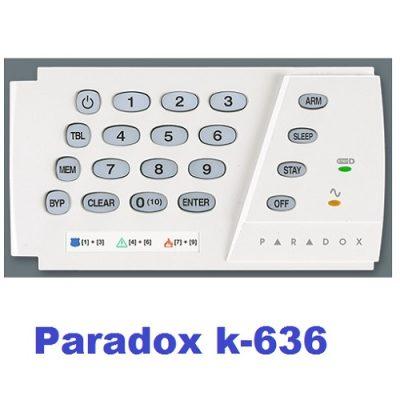 paradox k-636