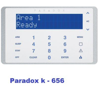 paradox k 656