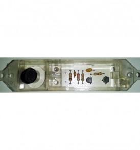 Μικρόφωνο Amplyvox για μπουτονιέρες παλαιού τύπου code 011/3
