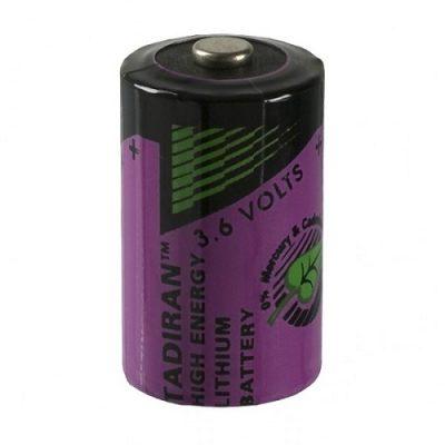 Μπαταρία λιθίου 1/2 ΑΑ για ασύρματες μαγνητικές επαφές CROW