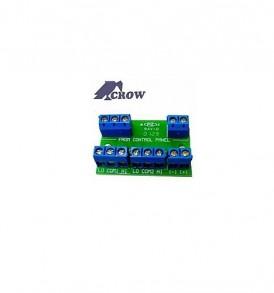 Crow PW DB-4 πλακέτα διπλασιασμού ζωνών