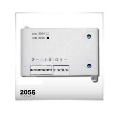 Κωδικός 2055. θυρομεγάφωνο για θυροτηλεοράσεις 4 καλωδίων.
