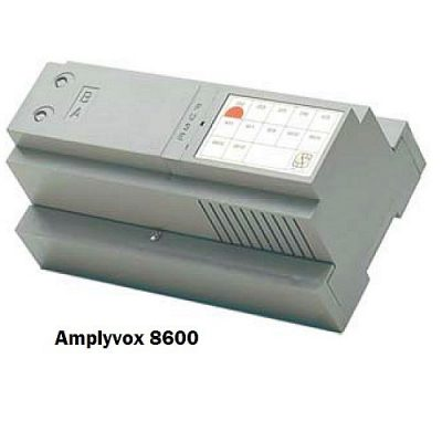 Amplyvox 8600 τροφοδοτικό θυροτηλεόρασης