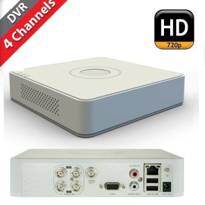 Hikvision dvr 4 εισόδων DS-7104HGHI-SH