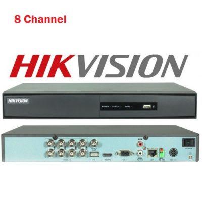 Καταγραφικό cctv 8 καμερών DS-7208HWI-E1/A