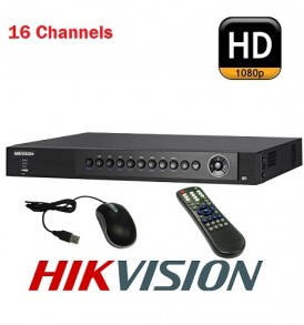Hikvision cctv dvr 16 καμερών DS-7216HQHI-SH