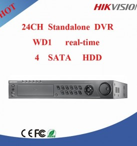 Καταγραφικό cctv 24 καμερών DS-7324HWI-SH