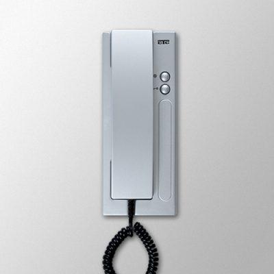 Θυροτηλέφωνο CTC Iris HT 502 silver