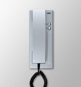 Θυροτηλέφωνο CTC Iris HT 503 silver