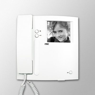 CTC Iris Vision VHS 503 B W white