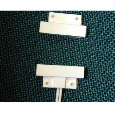 Μαγνητική επαφή, αυτοκόλλητη, εξαιρετικά μικρών διαστάσεων και με δυνατότητα στήριξης και με καρφιά (περιλαμβάνονται στην συσκευασία)