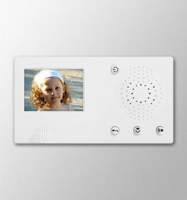 White ctc Armonia Vision Classic VHS 403