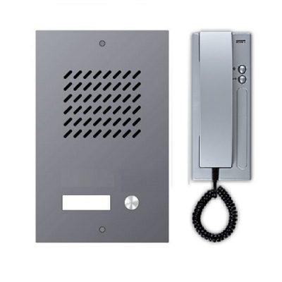kit ctc θυροτηλεφώνου 1 διαμερίσματος
