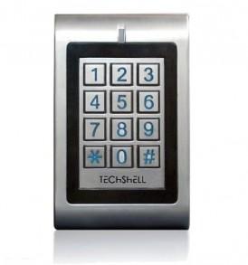 Αυτόνομο σύστημα ελέγχου πρόσβασης αδιάβροχο ip66