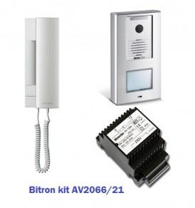 BITRON T-LINE AV2066 21