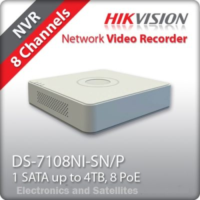 Hikvision DS-7104NI/SN/P