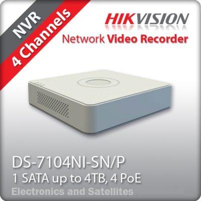 HIKVISION DS-7104