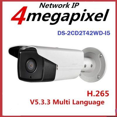 Hikvision-4-0MP-H-265-bullet-ip