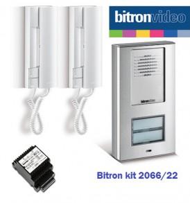 KIT ΘYPOTHΛEΦΩNOΥ BITRON T-LINE AV2066 22