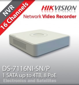 NVR DS-7116NI-SN - P