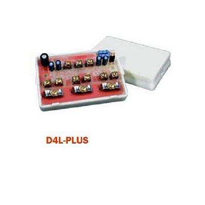 Διακλαδωτής Golmar D4L-Plus