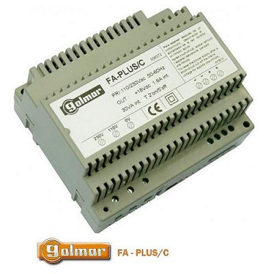 Golmar FA - PLUS-C