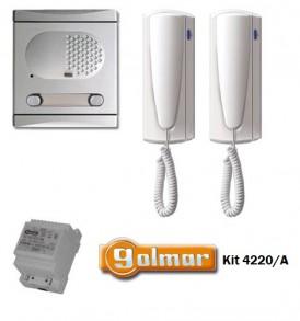 Golmar Kit 4220/AL