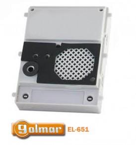 Golmar EL651 Nexa θυρομεγάφωνο για πολλές εισόδους