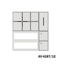 Bitron tclass AV-4187/12