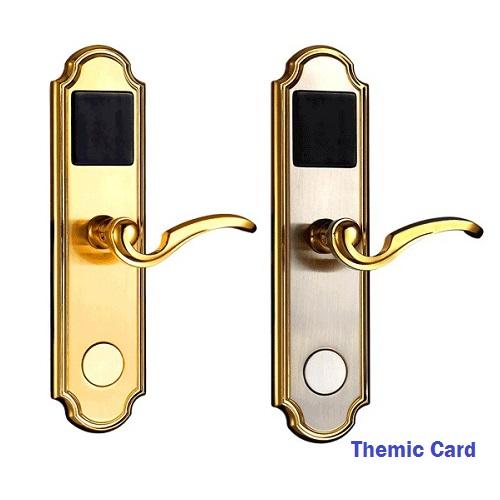 Ηλεκτρονική κλειδαριά ασφαλείας για κάρτες RF Themic FL-9801T ... 22f746a0a6f