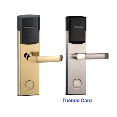 Ηλεκτρονική κλειδαριά ξενοδοχείου Themic RF FL-91