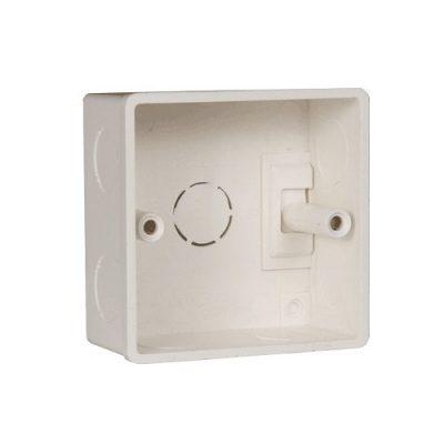 Χωνευτό κουτί για διακόπτες εξοικονόμησης ενέργειας