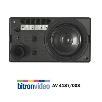 Bitron 4187/003