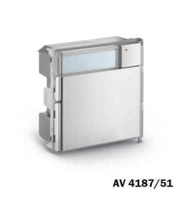 Module Bitron AV4187/51 με 1 μπουτόν