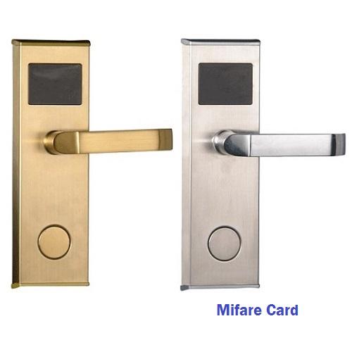 Κλειδαριά για πόρτα ξενοδοχείου με κάρτα τύπου Mifare FL-0106M ... 0ba64a4c4c5