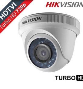 Κάμερα Dome HD-TVI 720p Hikvision DS-2CE56C0T-IRP