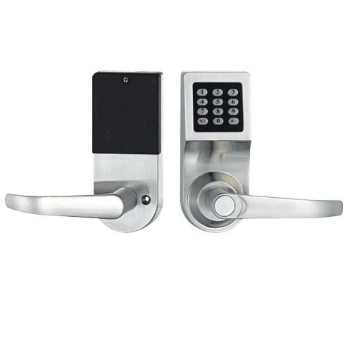 Ηλεκτρονική κλειδαρια με πληκτρολόγιο