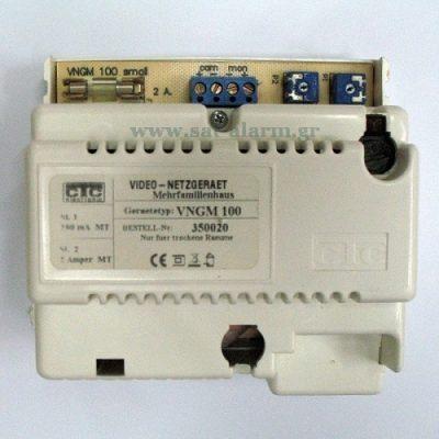 CTC VNGM 100 τροφοδοτικό θυροτηλεόρασης