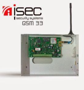 Συσκευή επικοινωνίας συναγερμού GSM
