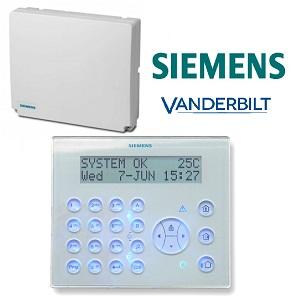 Συστήματα συναγερμού Siemens Vanderbild