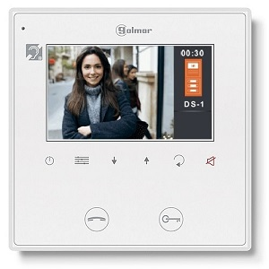 Monitor θυροτηλεόρασης Golmar