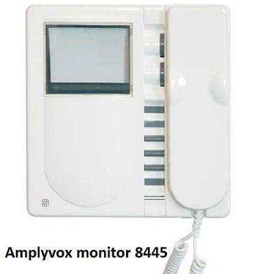 monitor amplyvox 8445